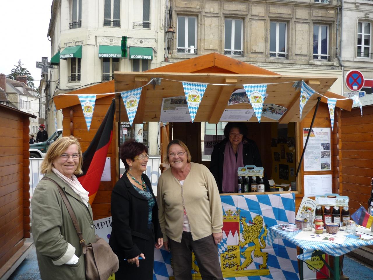 Erika, Michèle, ...., Marie Christine