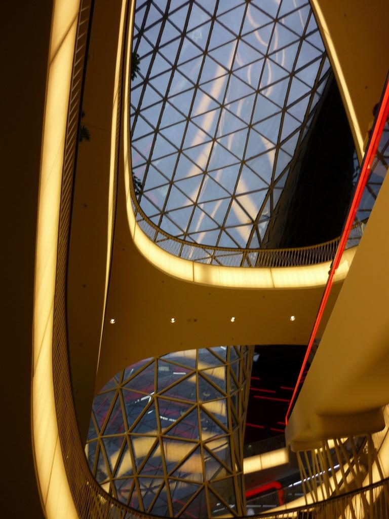 Einkaufszentrum MyZiel  Architecte M Fuksas