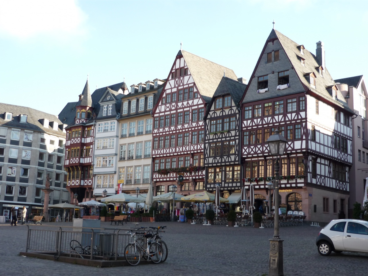 Der Römerberg
