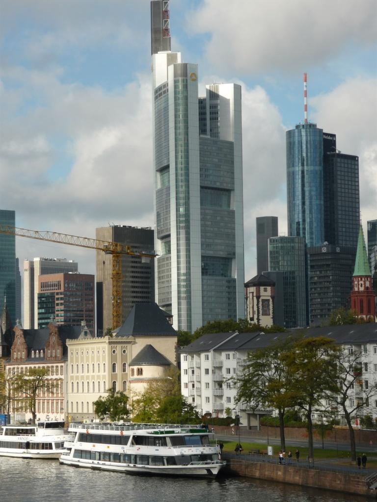 Le Main et la Commerzbank