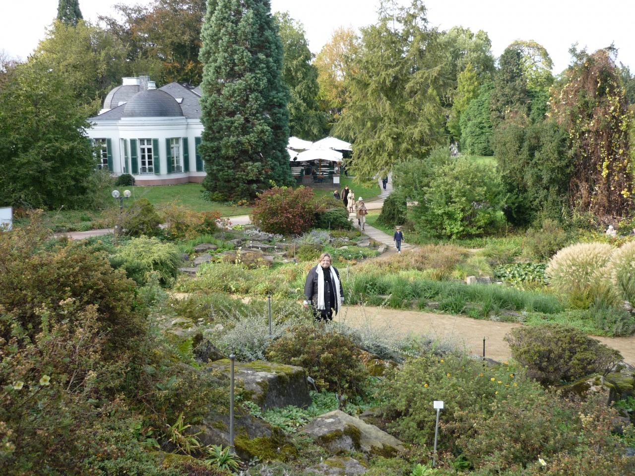 Heidegarten Le jardin des Bruyères