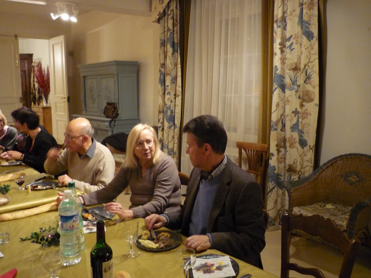 Pierre, Nicole et René