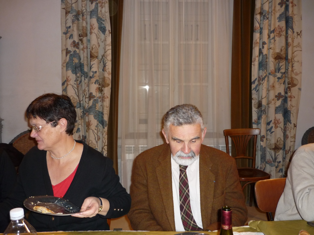 Martine et Gérard