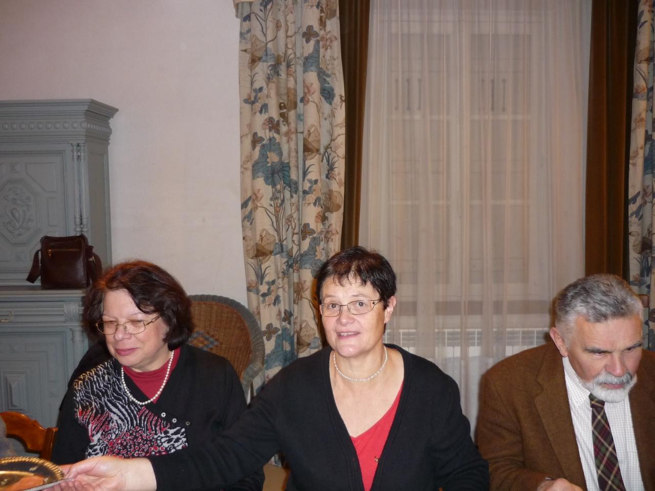 Marie Christine, Martine et Gérard