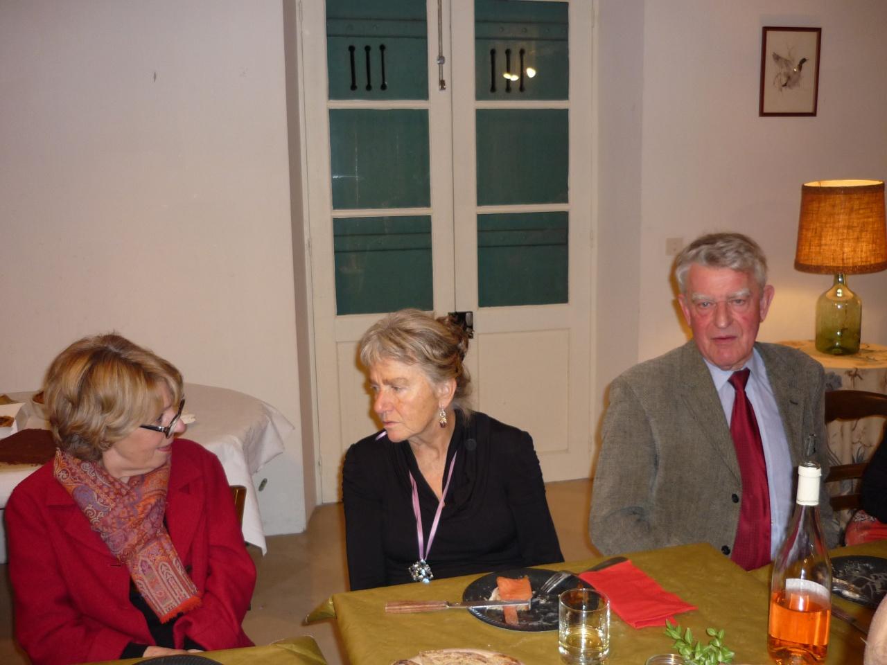 Alice, Elke et Marc