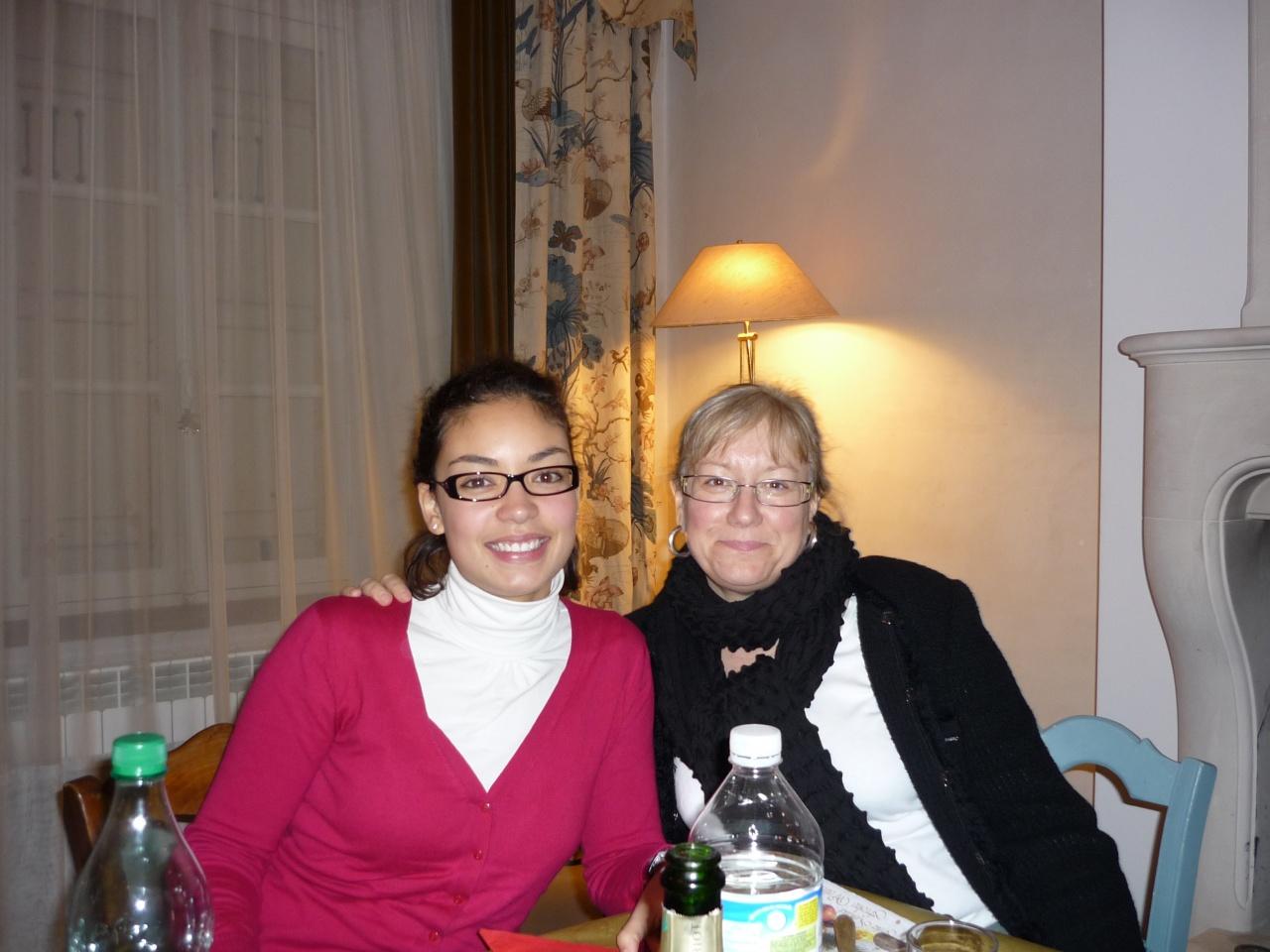 Christèle et Sylvie