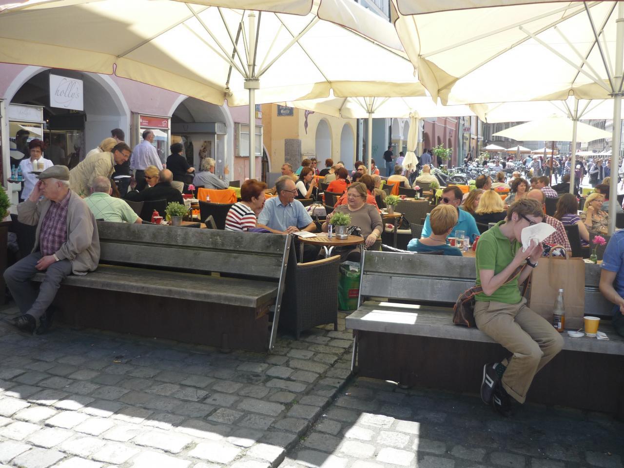 Café Belsner dans Altstadt