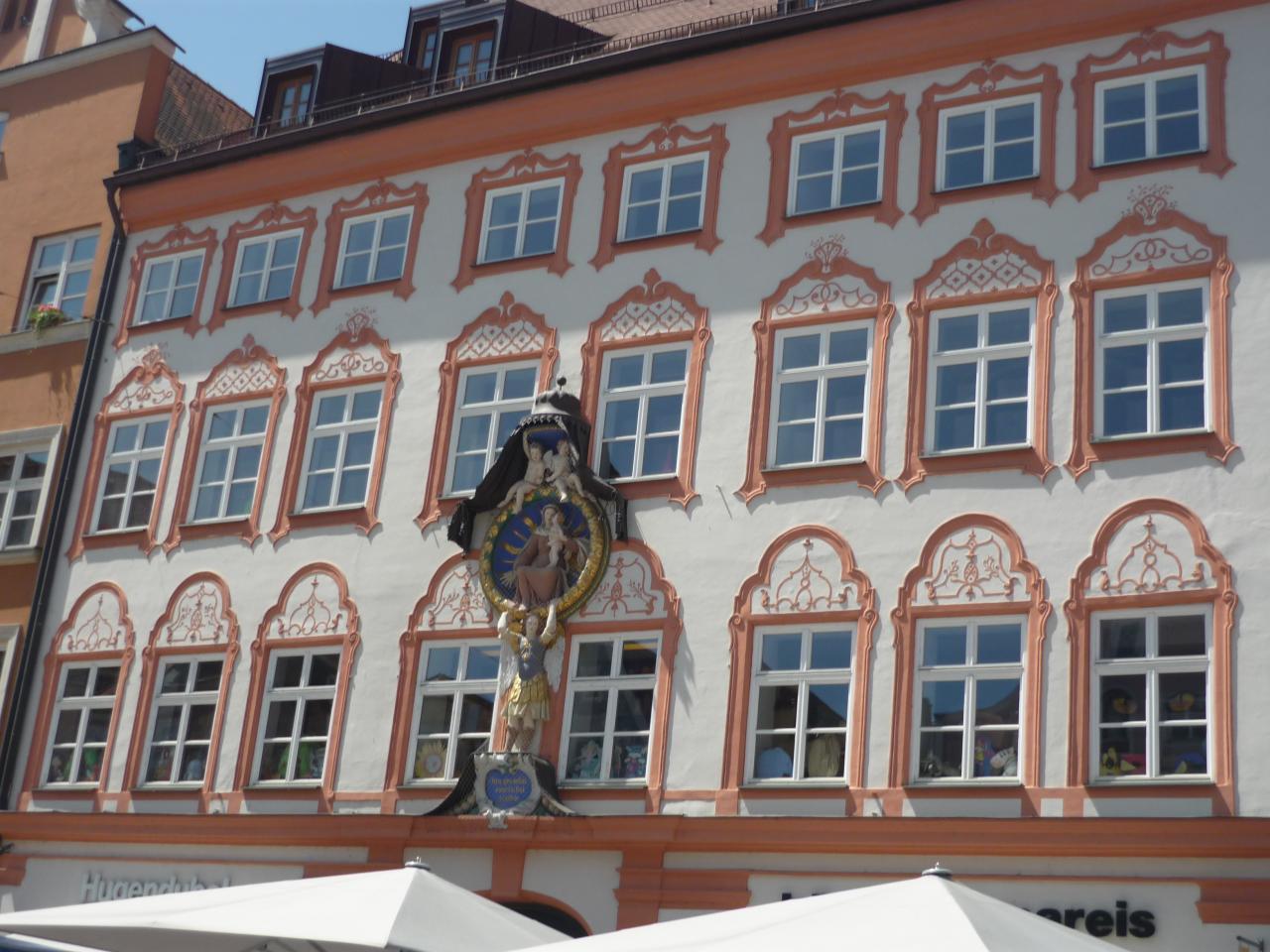 Façade dans Altstadt
