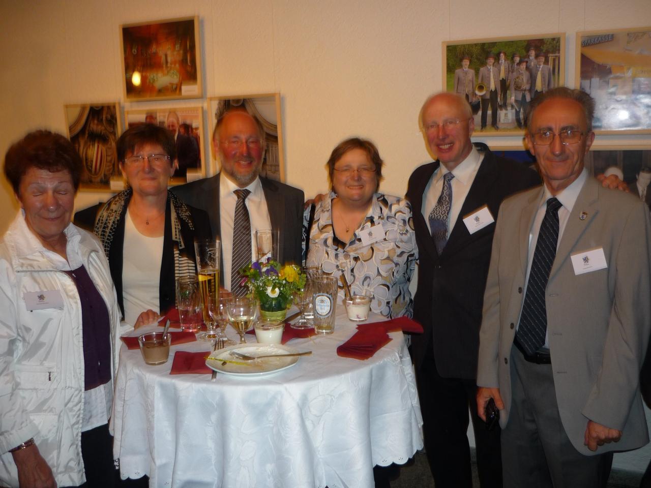 Les amis de Landshut  et de Compiègne