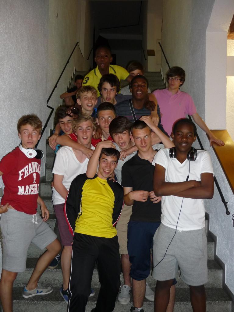 L'équipe U16 de l'AFC