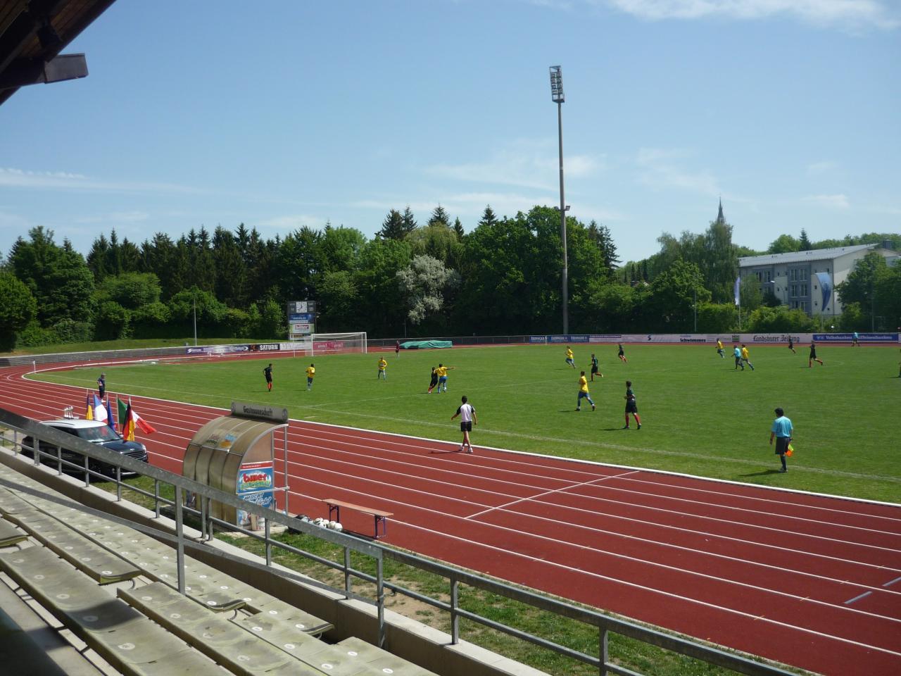 Match AFC - CSU Vointa