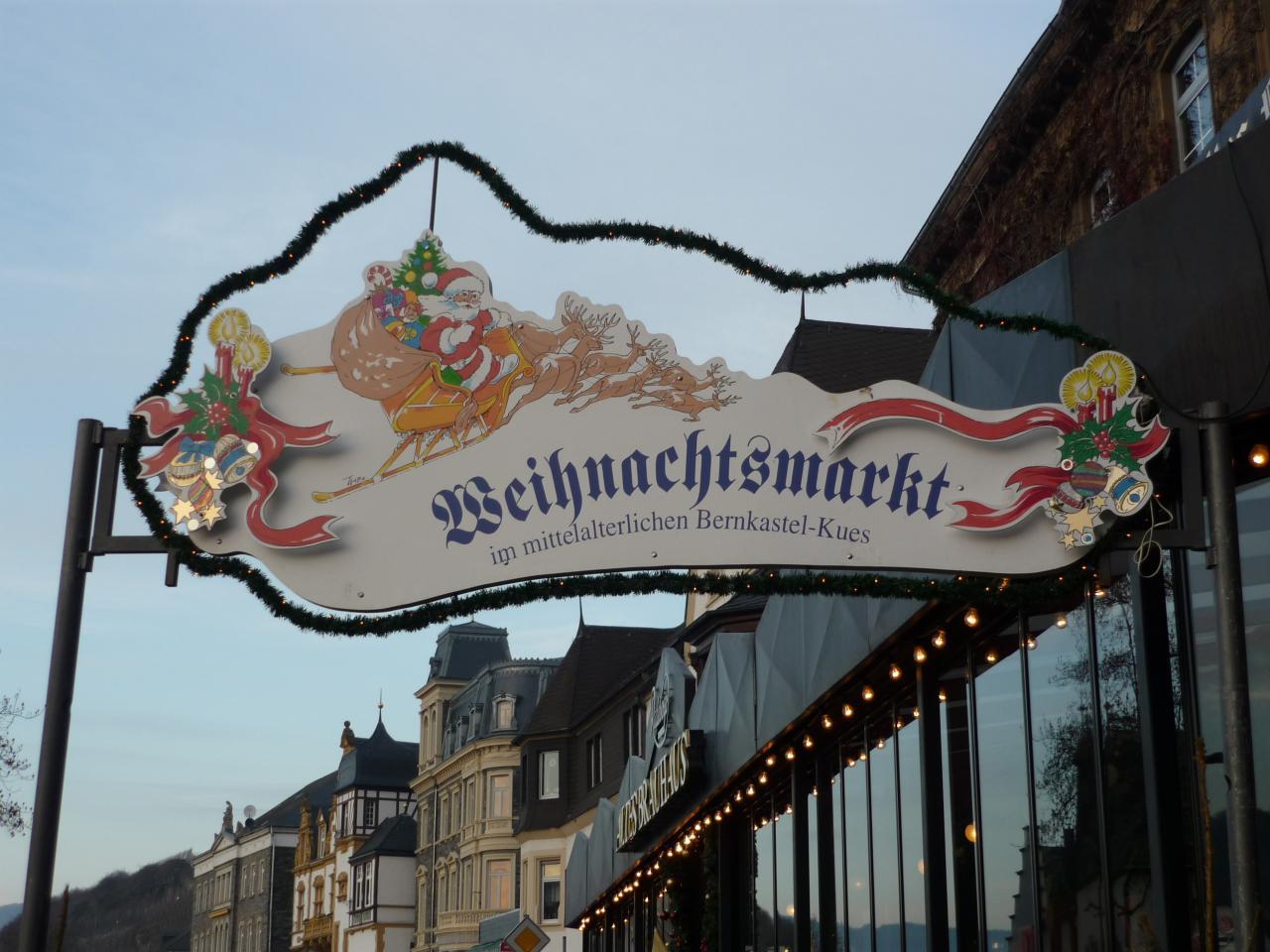 Marché de Noël de Bernkastel
