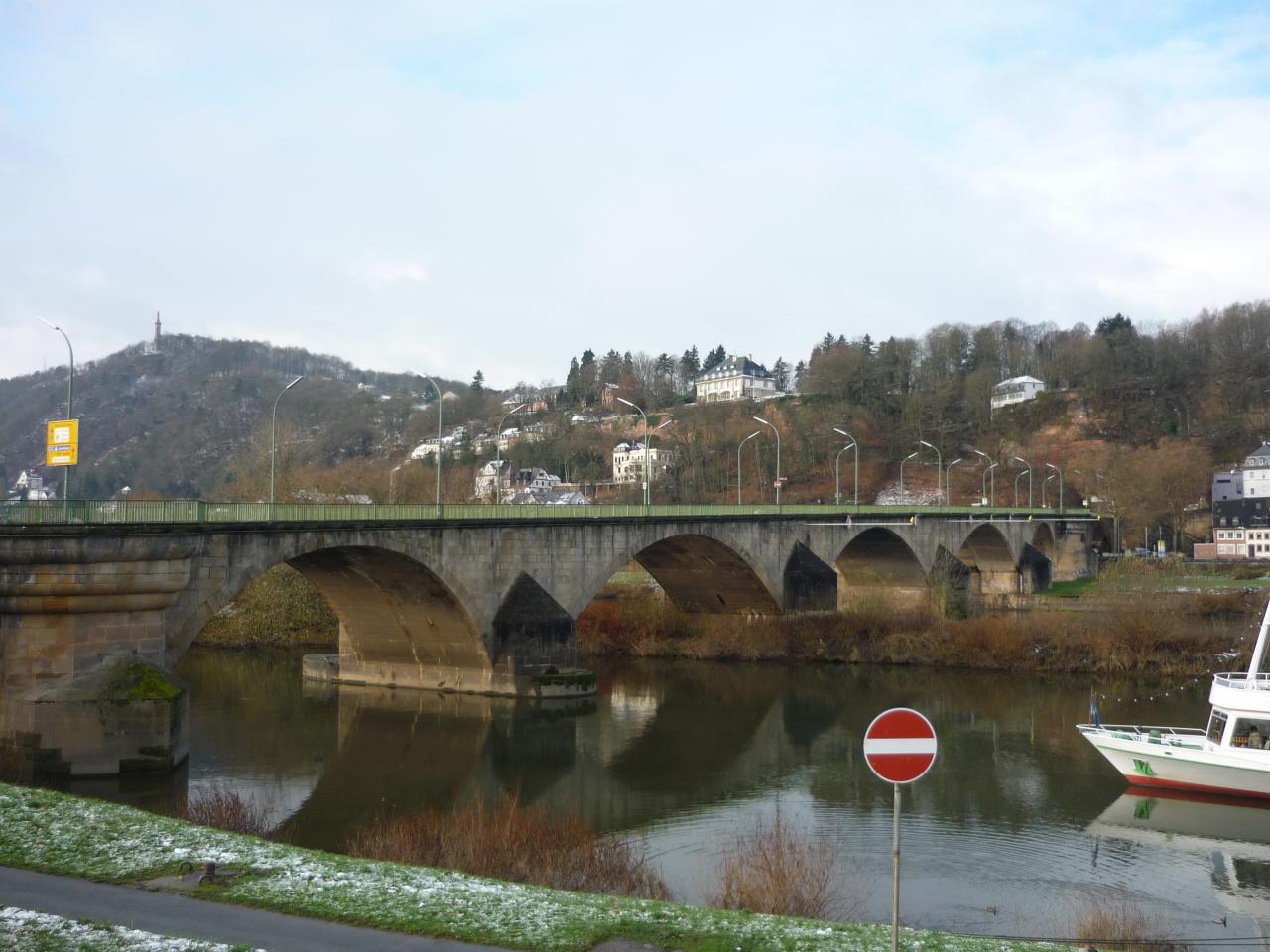 Brunchfahrt sur la Moselle