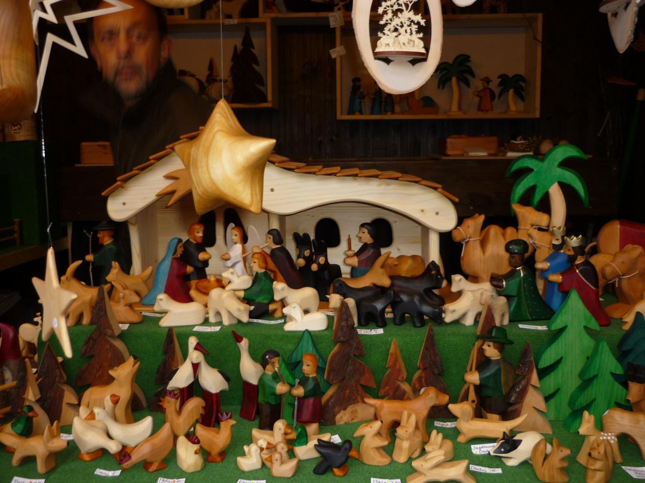 Trèves Marché de Noël et cathédrale