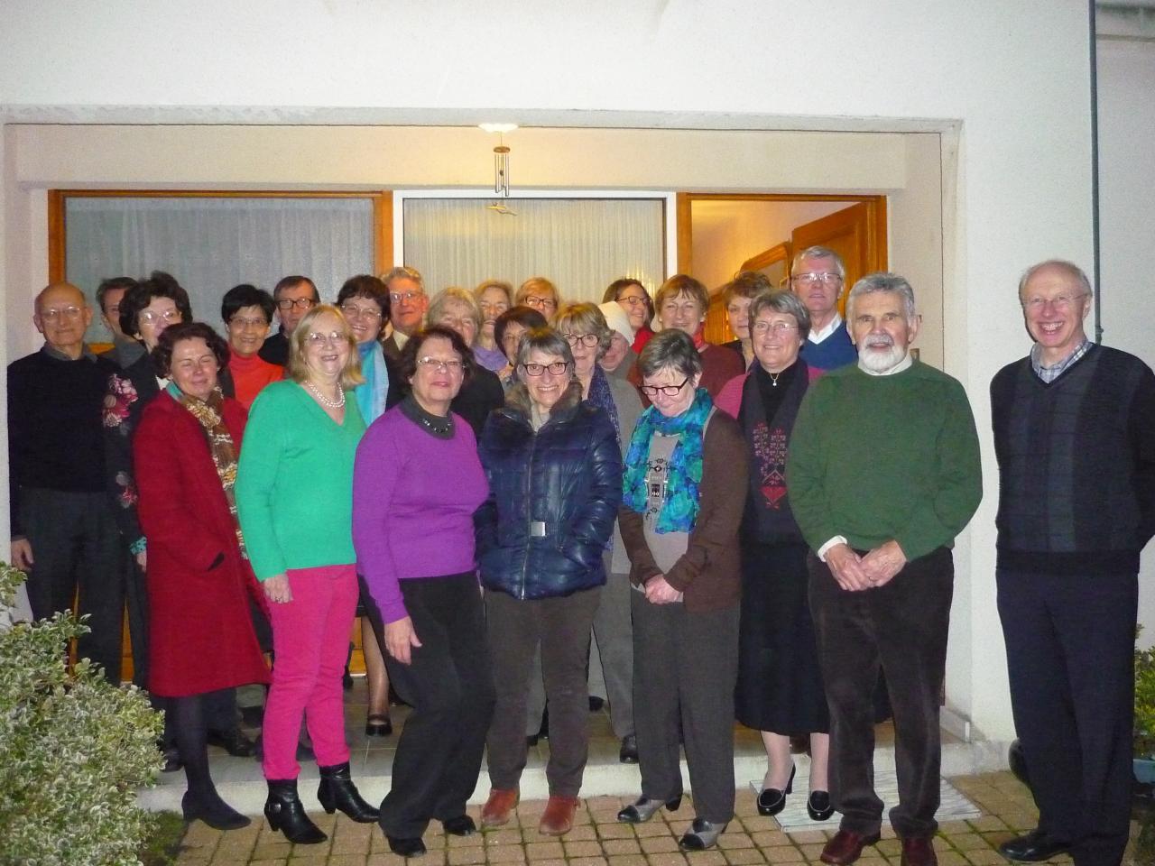La photo de groupe