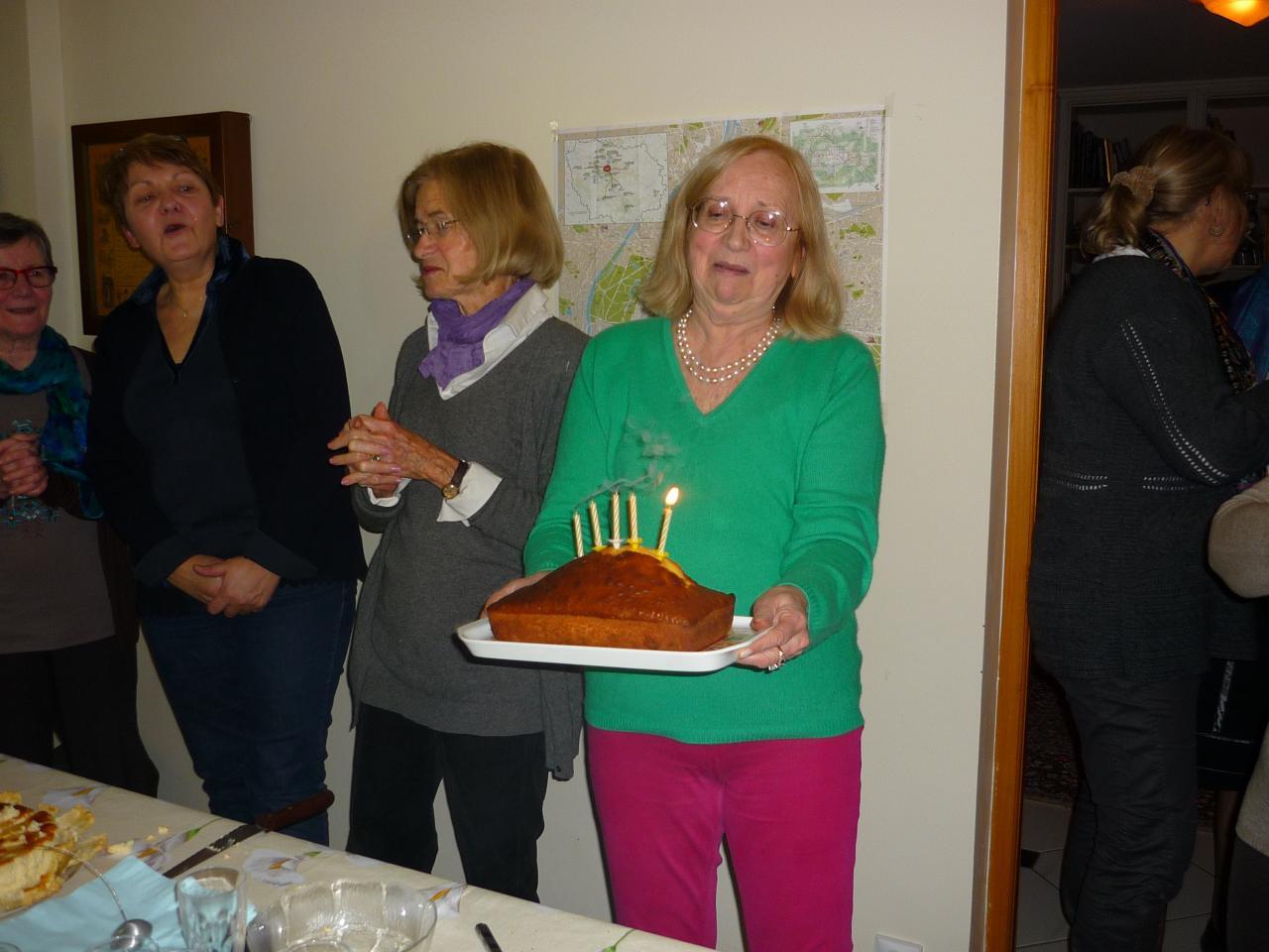 L'anniversaire de Nicole