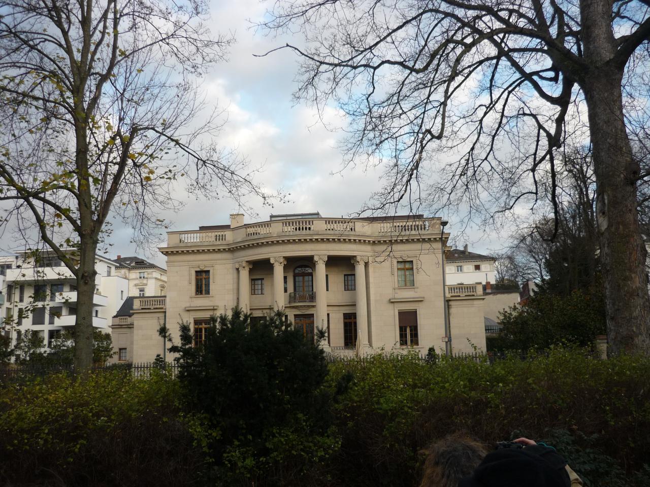 Villa Weißes Haus Wiesbaden (Söhnlein-Pabst)