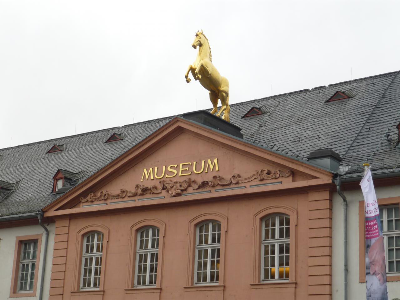 Les écuries devenues musée