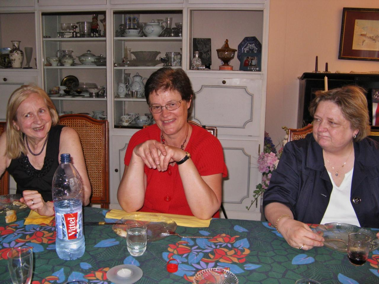 Nicole, Martine et Nancy