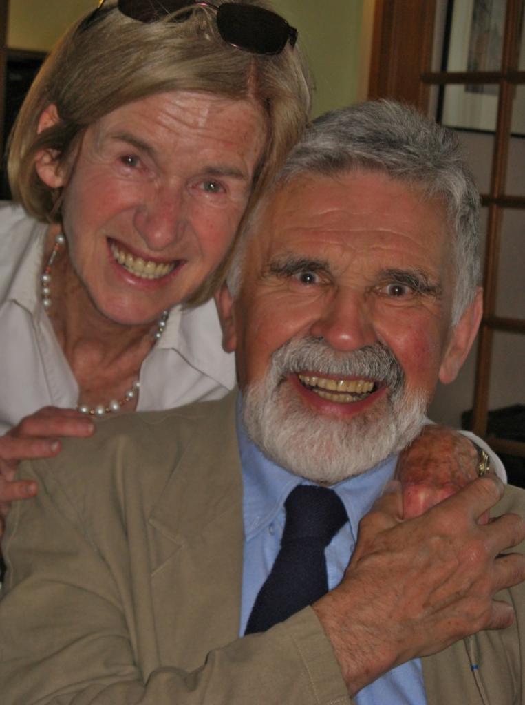 Patricia et Gérard