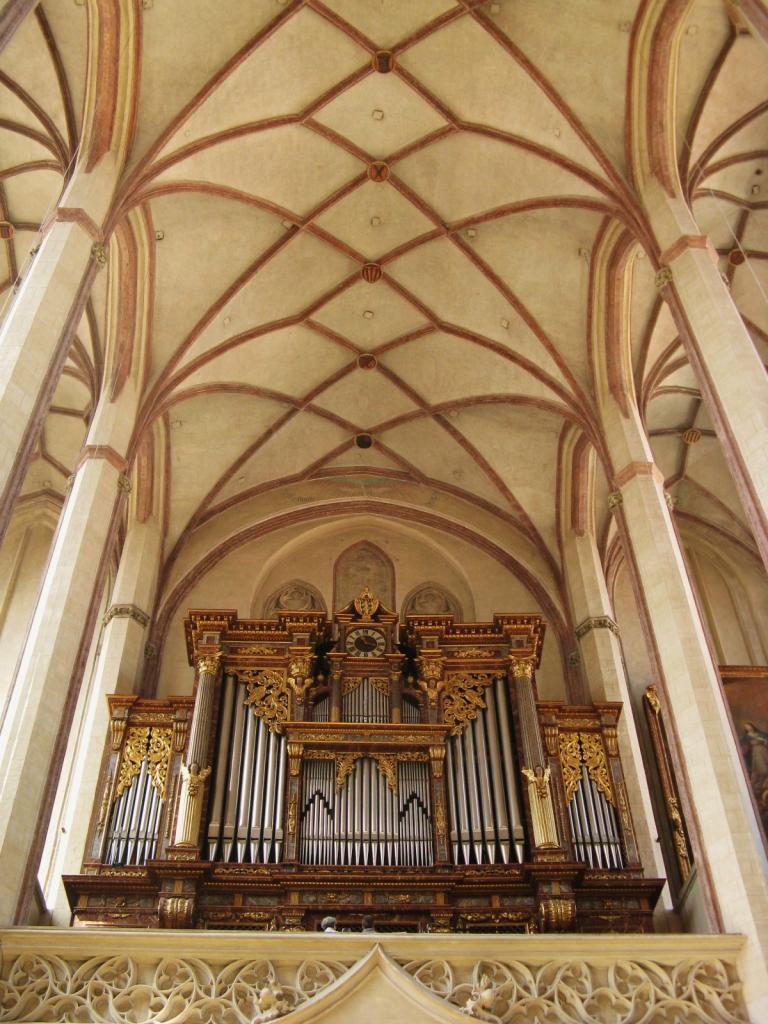 St Martin   Orgues