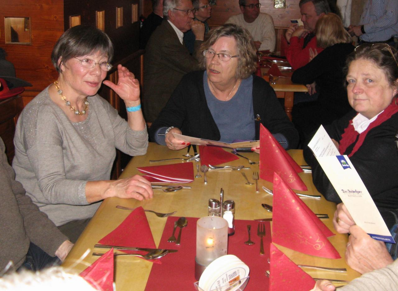 Au restaurant Der Andechser Ratkeller