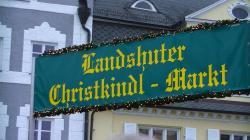 Le marché de Noël à Landshut