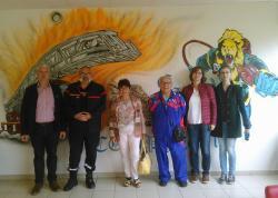 Amicale des pompiers de Landshut à Compiègne
