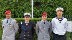 Les personnels de la Bundeswehr