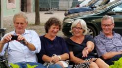 Les amis de Landshut à Kaysersberg