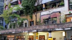 Immeuble de l'architecte Hundertwasser