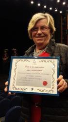 Erika présente le Prix