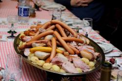 Das Sauerkraut, Surkrüt in Elsassisch