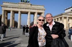 Une organisatrice à Berlin