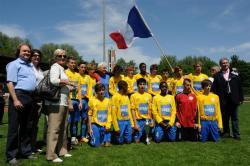 U16 de l' AFC à Landshut