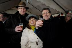 Bier, Wurst und Pretzel