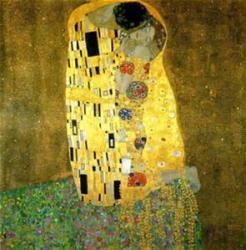 Klimt le baiser