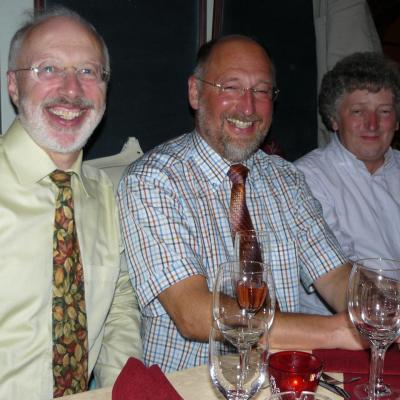 Claude, Hans et Jean Claude