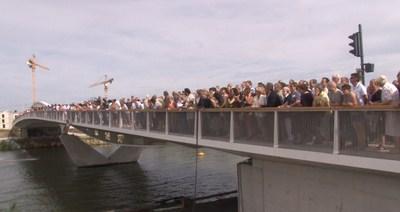 Inauguration du nouveau pont et Fête des Associations